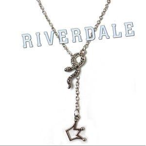 Riverdale Jughead Southside Serpents Necklace